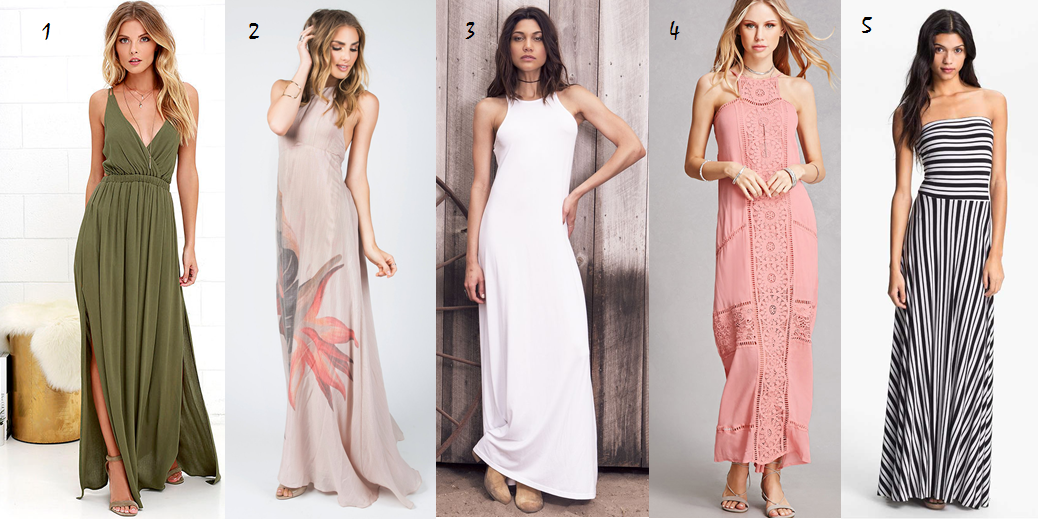 cotton maxi dresses